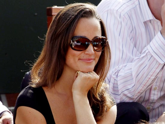 Video of Pippa Middleton at the French Open