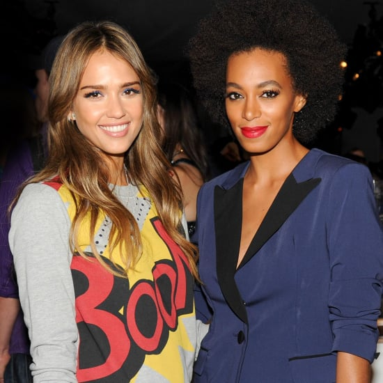 Boom! Solange, Jessica Alba, and More Step Out For Phillip Lim's Target Party