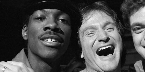 Eddie Murphy Says Turning Down Coke From Robin Williams Reaffirmed His Faith In God
