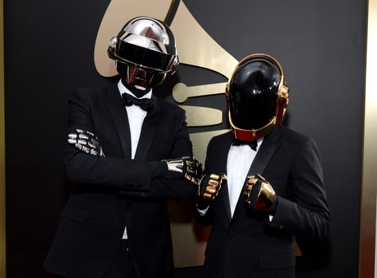 Curious What's Underneath Daft Punk's Robot Helmets?