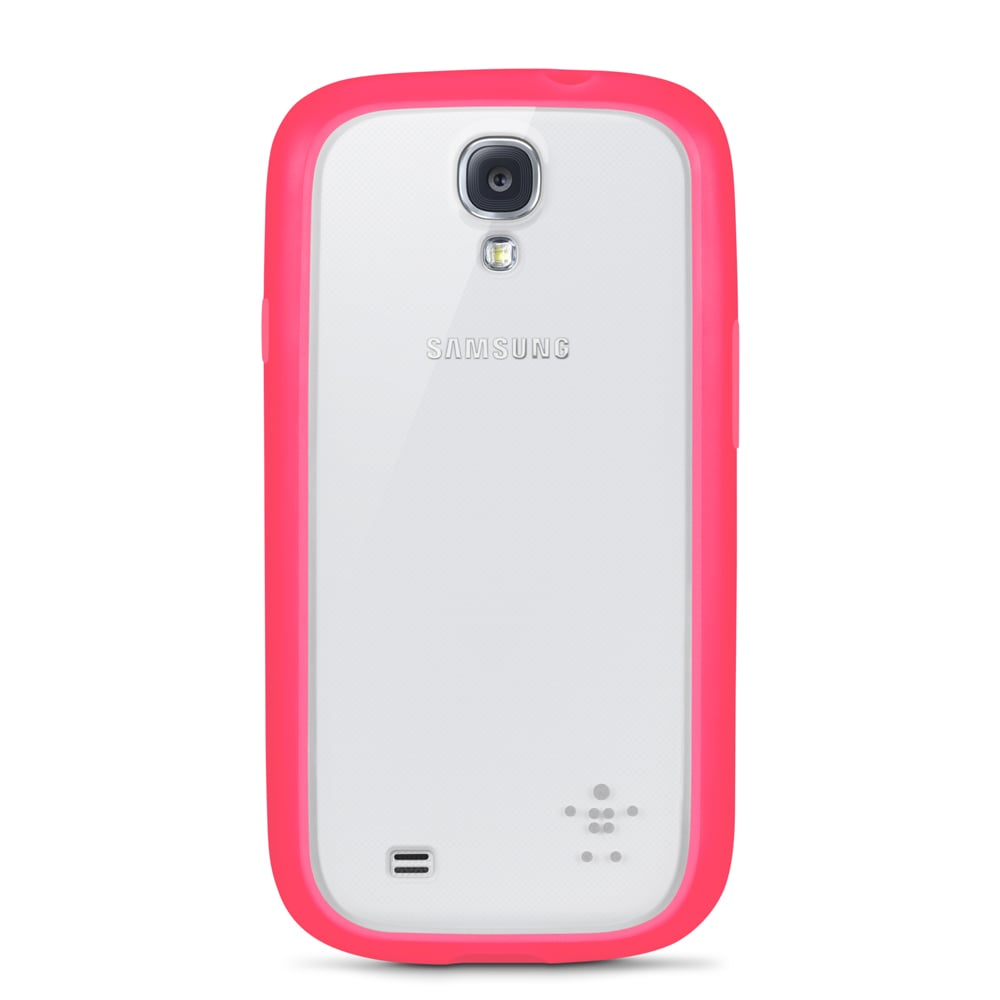 Belkin's View Case ($25) adds a pop of color to an otherwise minimal case, which wraps around the screen to protect the phone's edge from damage.