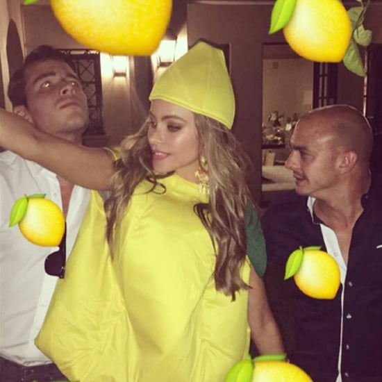 Sofia Vergara Throws Lemon Birthday Party (Video)