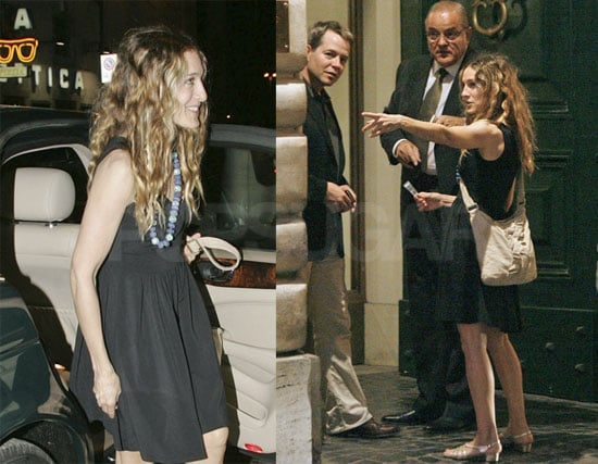 SJP Is A Fashionista And Now She Plays One In The Movies, Too