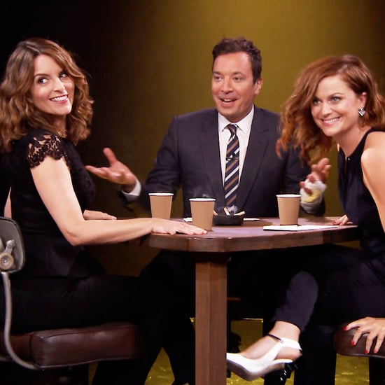 Tina Fey and Amy Poehler True Confessions on Tonight Show