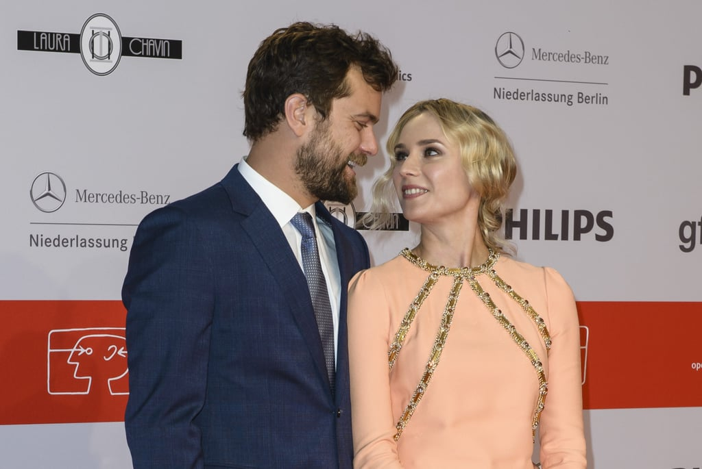 On Thursday, Joshua Jackson and Diane Kruger shared the look of love at the IFA 2014 Consumer Technology Trade Fair kickoff gala in Berlin.