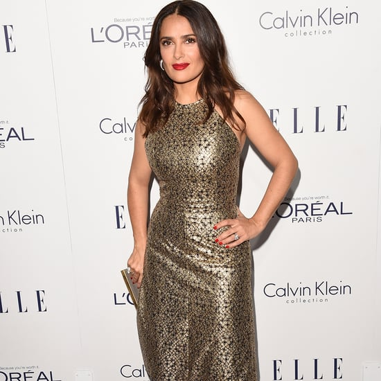 Latinas at Elle's Women in Hollywood Event 2015