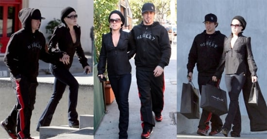 Pink and Carey Hart Happily Married