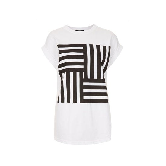Tee, approx $27, Topshop