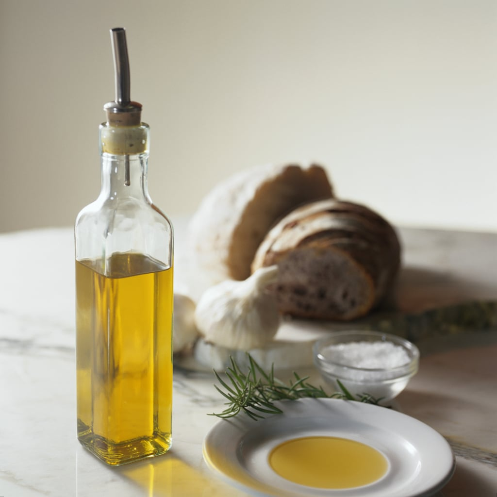 Buy the Best Salt and Olive Oil