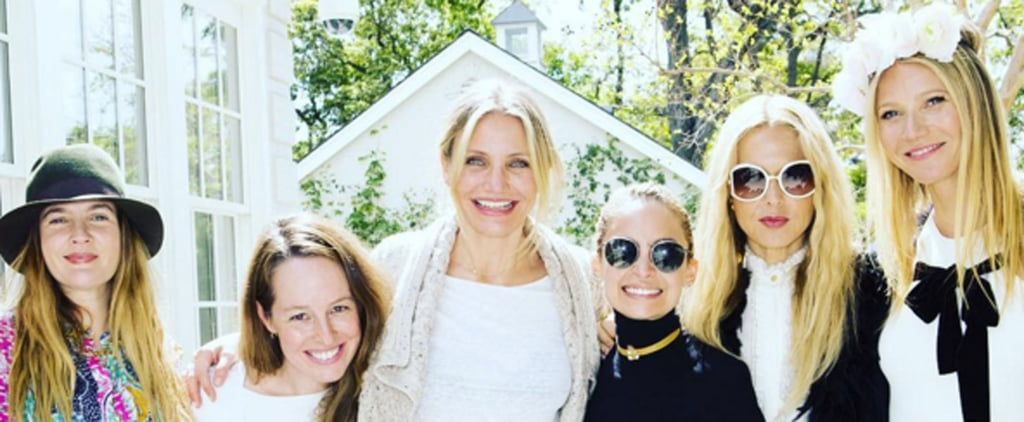 Gwyneth Paltrow Celebrates Goop With the Help of Reese Witherspoon, Cameron Diaz and More