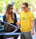 Matthew, Camila, and Levi Break Out Their Brazilian Gear