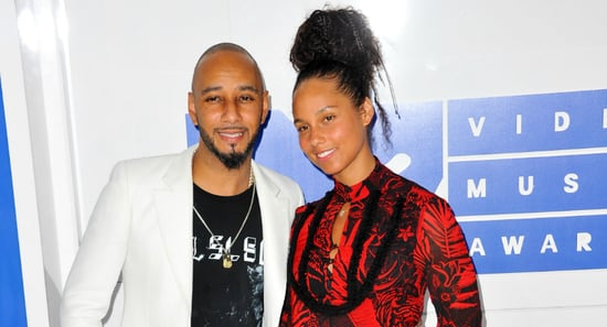 Swizz Beatz Joins Chorus Fed Up With the Hate Over Wife Alicia Keys' No-Makeup VMAs Look