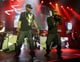 Stars Come Out to See Jay-Z and DJ AM on Stage