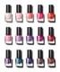Painting the Town For 15 Years 15-Piece Mini Nail Colour Set, $20