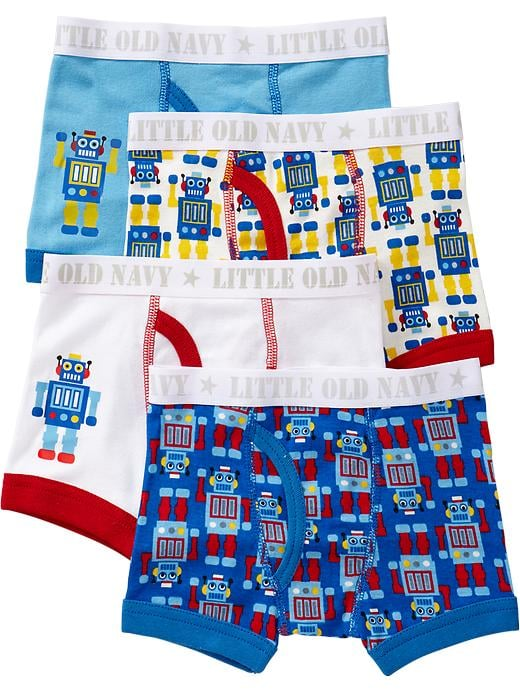 Old Navy Robot Boxers