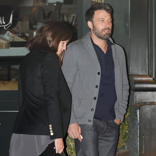 Jennifer Garner and Ben Affleck Wedding Anniversary Pictures