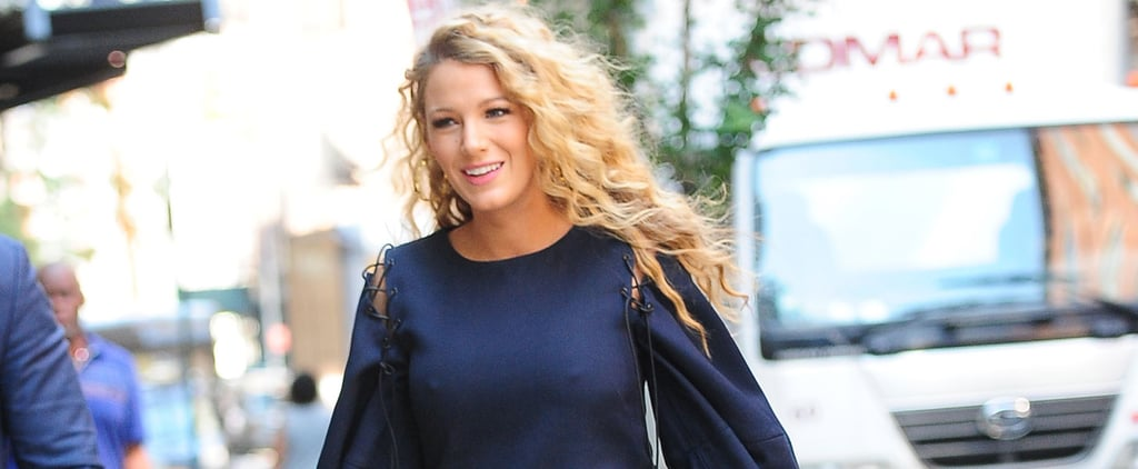 Blake Lively Just Channeled Her Older Sister Robyn's Iconic Teen Witch Character