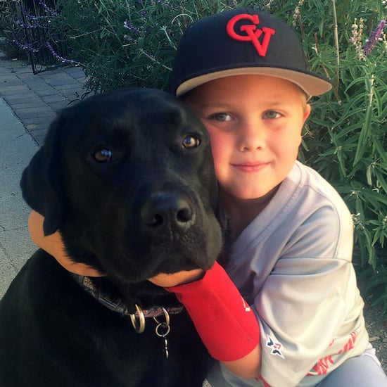 Service Dog Saves Life of Boy with Type 1 Diabetes