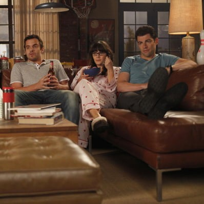 New Girl Set and Show Details
