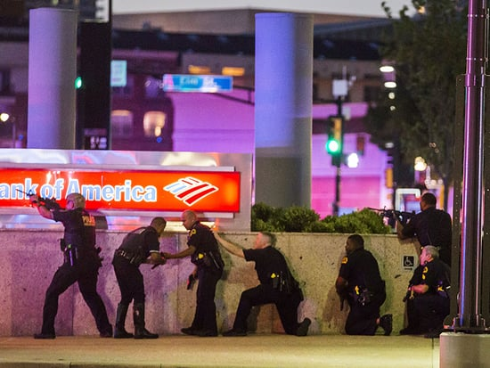 John Legend, Patricia Arquette and More Stars React to Dallas Police Shooting