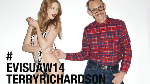 Terry Richardson Isn't Having Trouble Booking Work