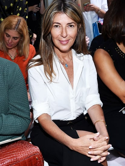 Nina Garcia's Secret for Pulling Off a Signature Look