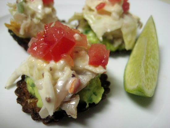 Not Your Regular Nachos: Fish Taco-Bite Nachos