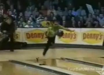 Bowling Mishap