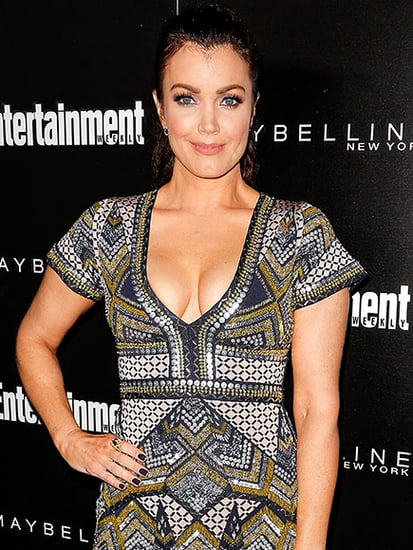 Scandal's Bellamy Young Dishes on Taking Her First Big Vacation with Boyfriend Ed Weeks of The Mindy Project