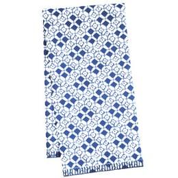 John Robshaw Textiles - Azure - DishTowels - Tabletop