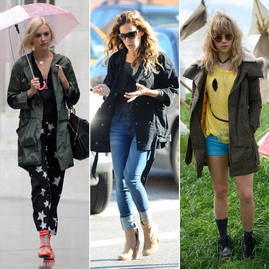 Best Parka Coats For Winter 2013