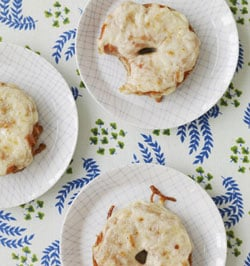 Lite'n It up Feature: Healthier Pizza Bagels
