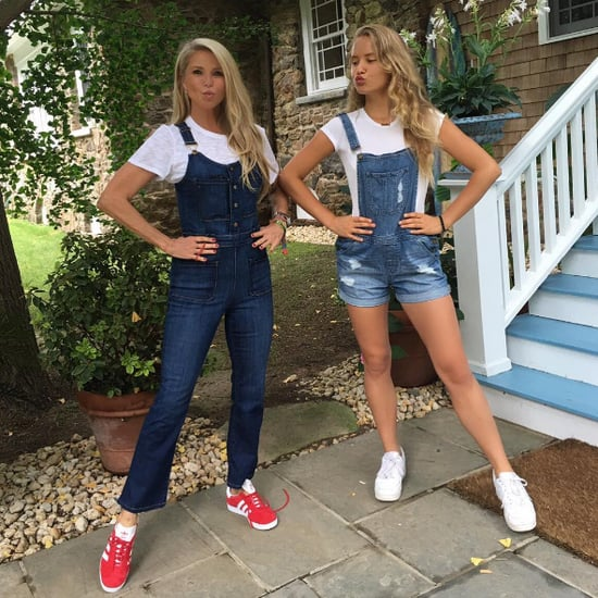 Christie Brinkley and Daughter Sailor Photo August 2016