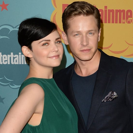 Ginnifer Goodwin and Josh Dallas Talk About Their Baby