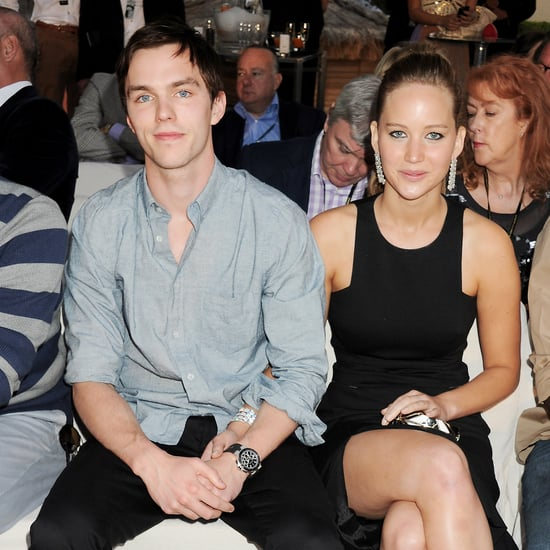Nicholas Hoult Talks Jennifer Lawrence Nude Photo Leak
