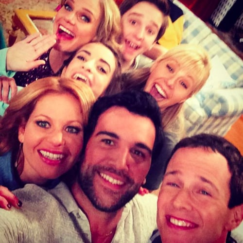 Fuller House Instagram Pictures