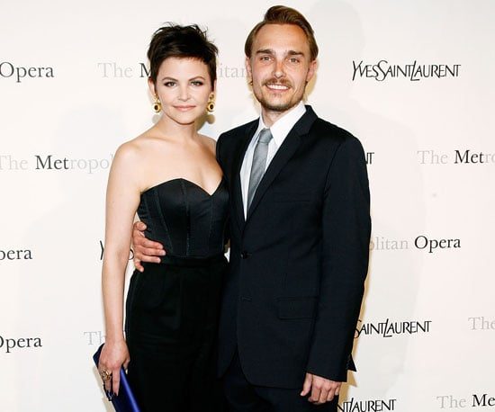 Slide Photo of Ginnifer Goodwin and Joey Kern at Met Gala