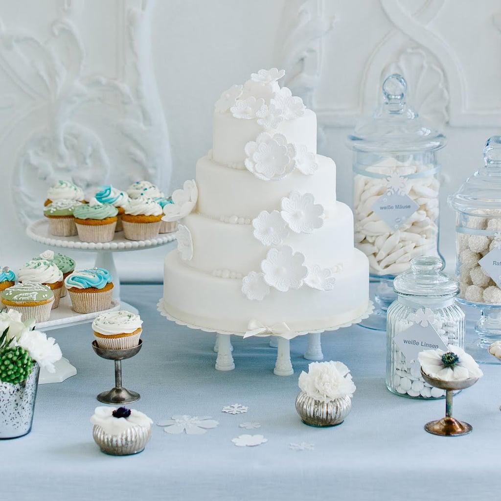 Disney Princess Wedding Cakes | POPSUGAR Food