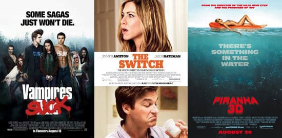 PopSugar Poll: Which New Movie Will You See This Weekend — Vampires Suck, The Switch, or Piranha 3D?