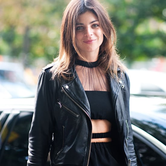 Style Tips From The Ultimate French Girl, Julia Restoin Roitfeld