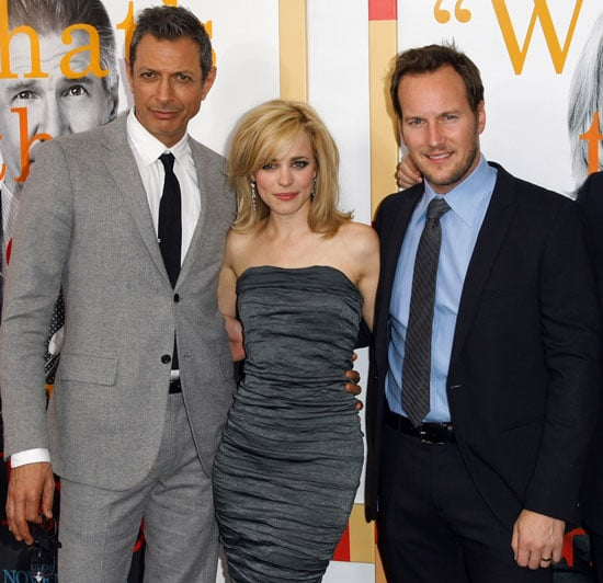 Pictures of Rachel McAdams, Harrison Ford, and Diane Keaton at the NYC Premiere of Morning Glory