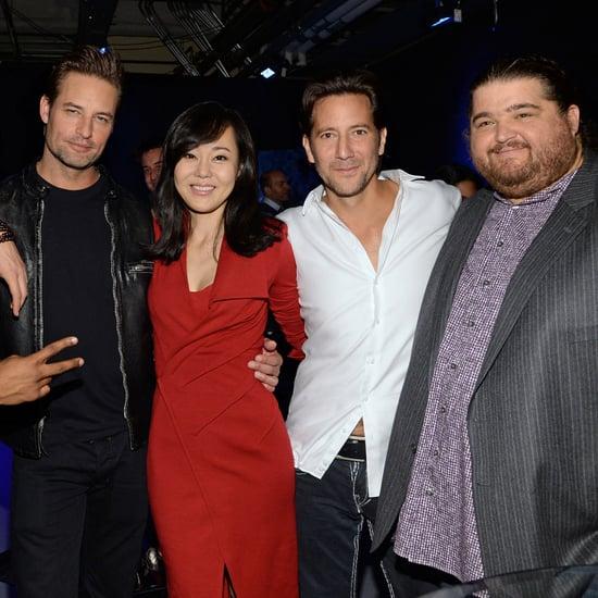 Lost Cast Reunites at PaleyFest in LA