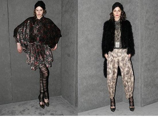 Milan Fashion Week: Bally Fall 2009