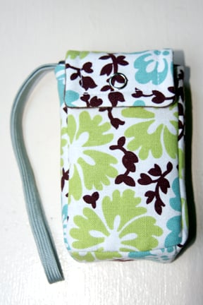 How To Sew a Camera Case
