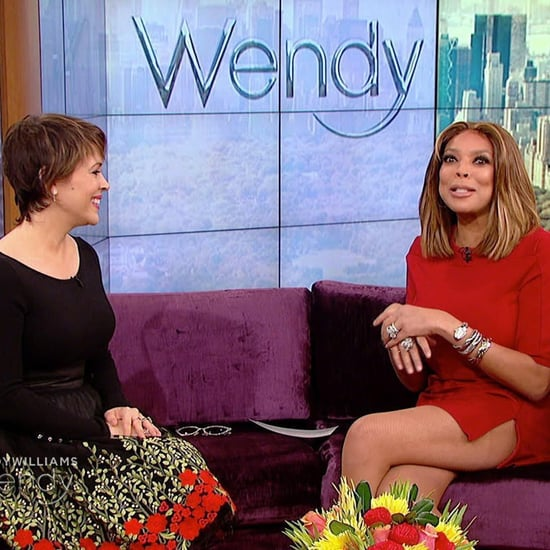 Alyssa Milano Argues With Wendy Williams About Breastfeeding