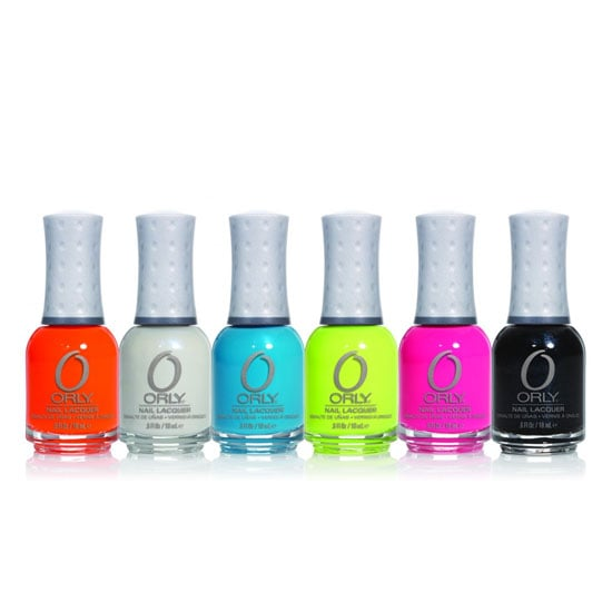 Orly Nail Lacquer Feel the Vibe Neon Collection, $18.95 each