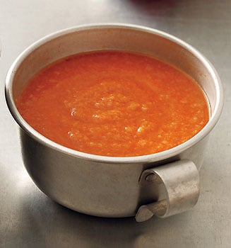 Fast & Easy Dinner: Bread and Tomato Soup