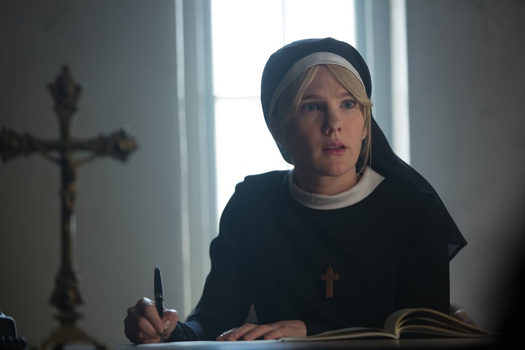Rabe as Sister Mary Eunice in Freak Show