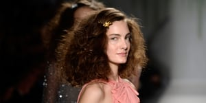 For Jenny Packham, the Disco Days Are Back