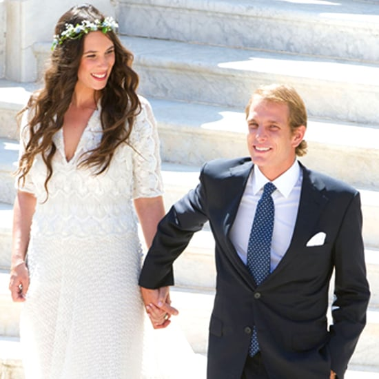 Andrea Casiraghi and Tatiana Santo Domingo Wedding Pictures